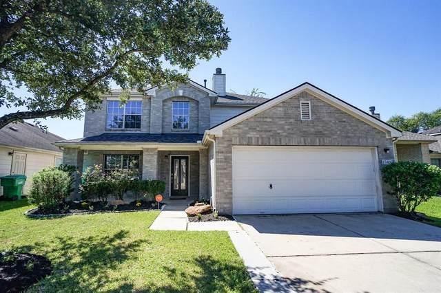 15407 Blue Morning Drive, Houston, TX 77086 (MLS #77689967) :: Christy Buck Team