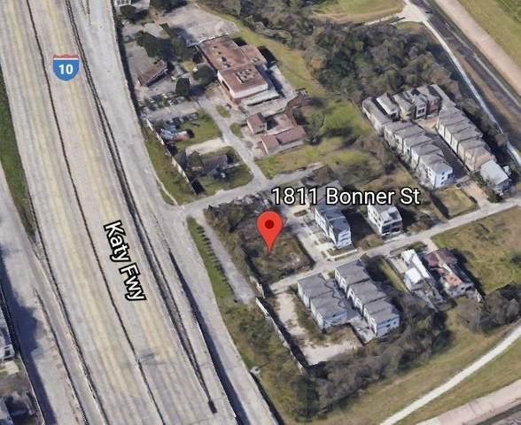1811 Bonner Street, Houston, TX 77007 (MLS #77693037) :: The Home Branch