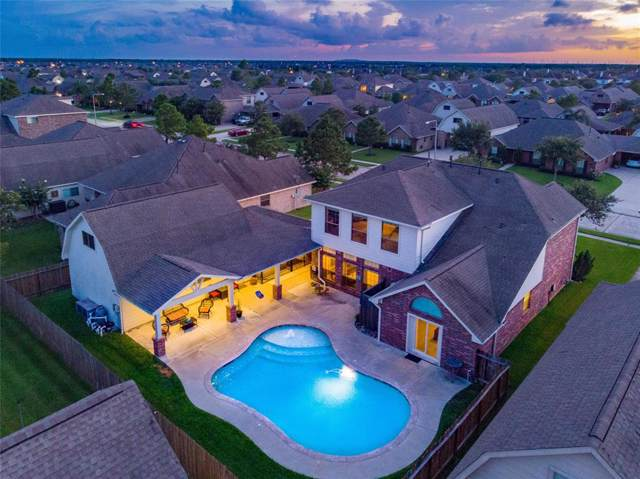 2203 Cochise Trail, League City, TX 77573 (MLS #7769506) :: The SOLD by George Team