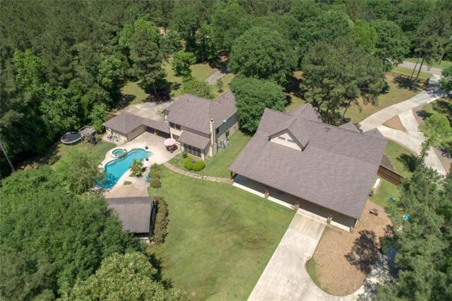 16651 Stonecrest Drive, Conroe, TX 77302 (MLS #77700019) :: The SOLD by George Team