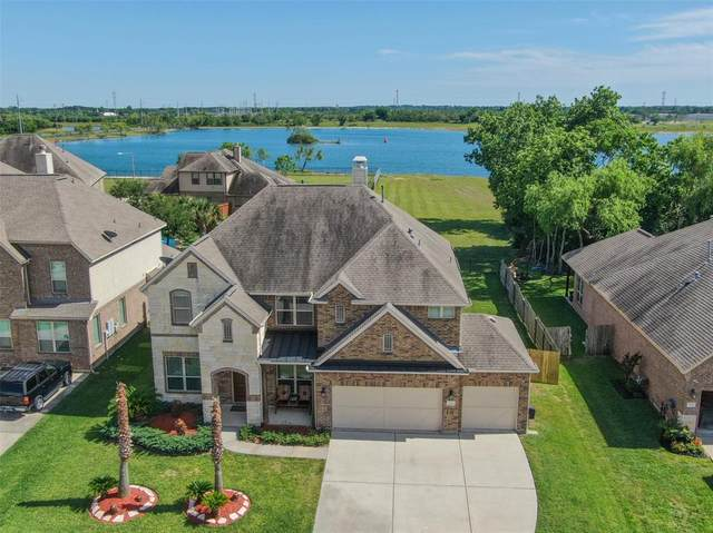 2982 Holbrook Valley Lane, League City, TX 77573 (MLS #77706929) :: The Bly Team