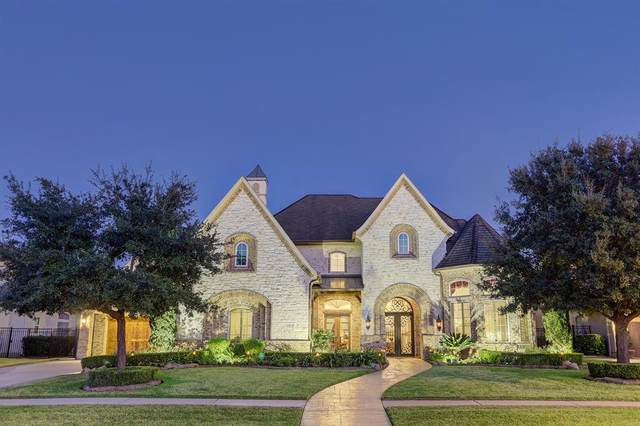 11410 Lago Verde Drive, Richmond, TX 77406 (MLS #77715955) :: The Home Branch