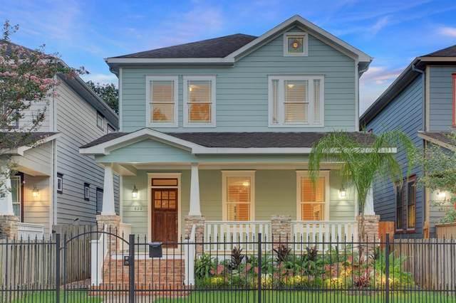 820 E 27th Street, Houston, TX 77009 (MLS #77716814) :: The Home Branch