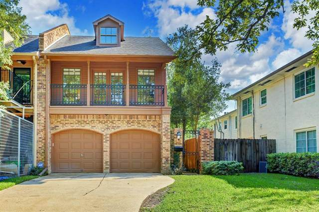 2123 Banks Street, Houston, TX 77098 (MLS #77732867) :: Connell Team with Better Homes and Gardens, Gary Greene