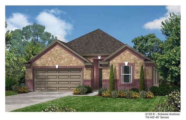 8760 Ute Creek Lane, Magnolia, TX 77354 (MLS #7774358) :: The Queen Team