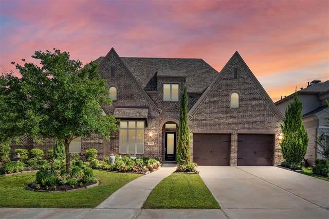 17406 Hankar Way, Richmond, TX 77407 (MLS #7775092) :: Lerner Realty Solutions