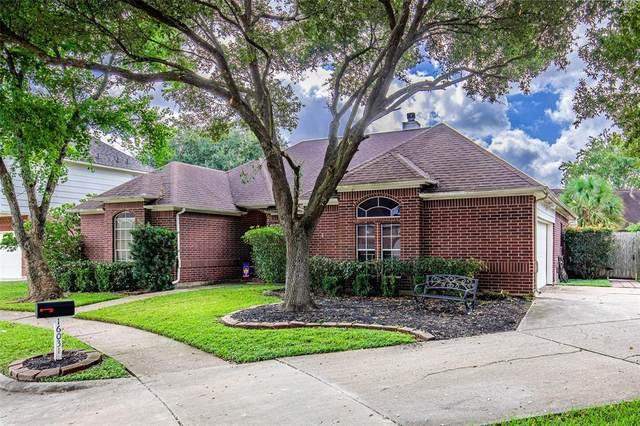 16031 Mountain Shadows Drive, Houston, TX 77084 (MLS #777538) :: The Home Branch
