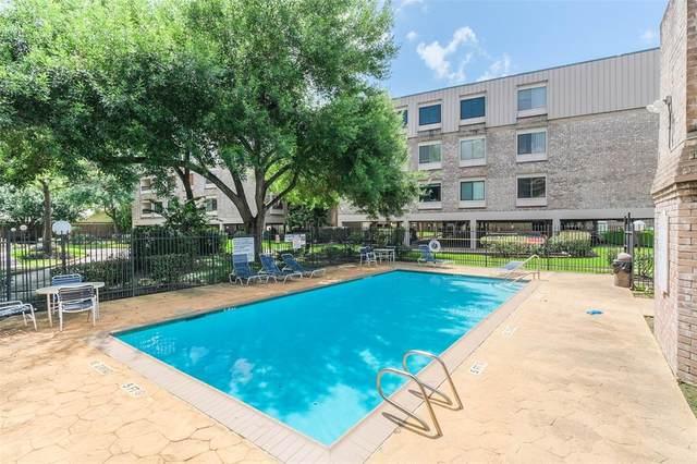 2209 S Braeswood Boulevard 33E, Houston, TX 77030 (MLS #77754520) :: All Cities USA Realty