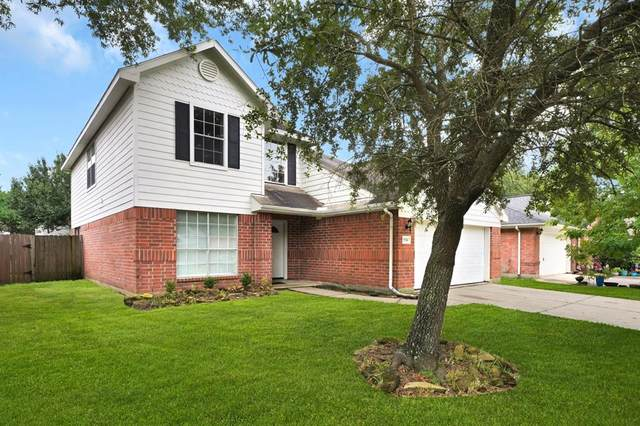 5314 Flax Bourton Street, Humble, TX 77346 (MLS #77755509) :: All Cities USA Realty