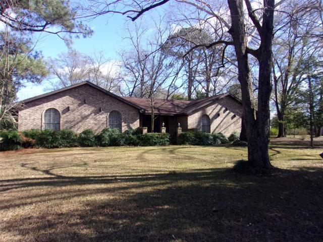 601 Ward Street, Lufkin, TX 75901 (MLS #77756377) :: The SOLD by George Team