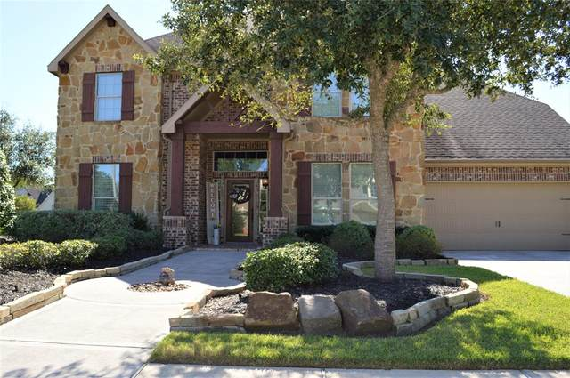 401 Old Orchard Way, Dickinson, TX 77539 (MLS #77761455) :: Connect Realty