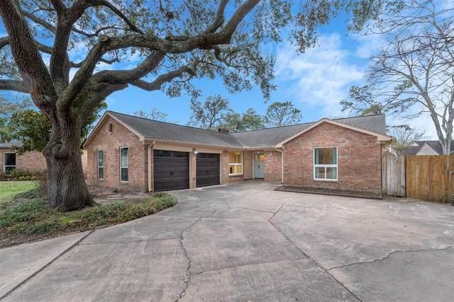 2003 Round Lake Drive, Houston, TX 77077 (MLS #77791065) :: The Home Branch