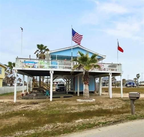 918 Seashell Drive, Surfside Beach, TX 77541 (MLS #77796815) :: The Bly Team