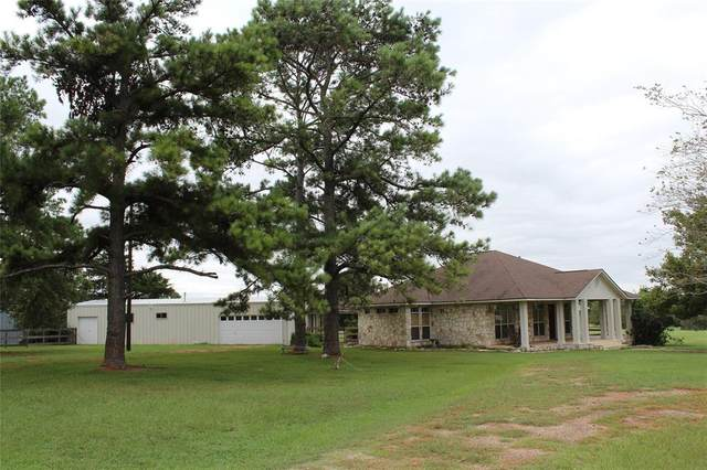 4278 Fm 149 - 24 Acres Road E, Anderson, TX 77830 (MLS #77798127) :: The Bly Team
