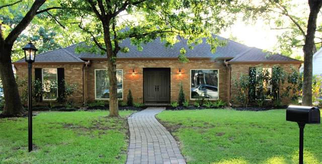 739 Langwood Drive, Houston, TX 77079 (MLS #77804453) :: The Property Guys