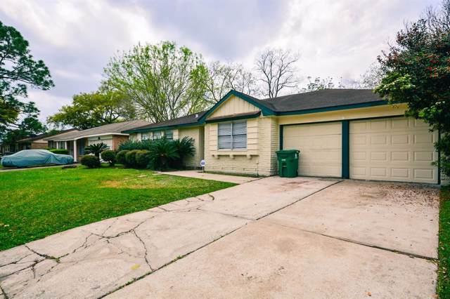 11914 Braewick Drive, Houston, TX 77035 (MLS #77830762) :: Green Residential