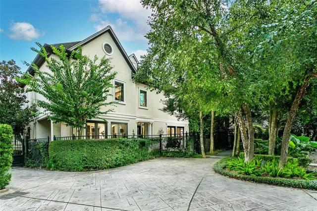 30 Hackberry Lane A, Houston, TX 77027 (MLS #77833388) :: Caskey Realty