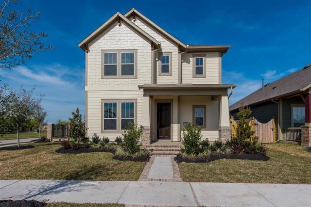 18554 Central Creek Drive, Cypress, TX 77433 (MLS #77833437) :: The Bly Team