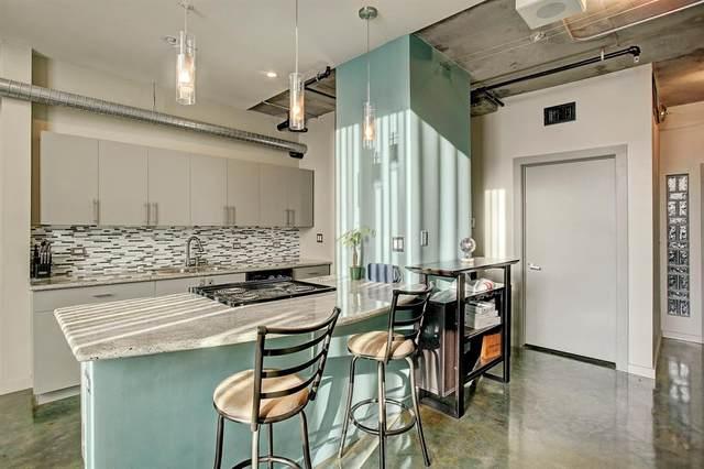 2000 Bagby Street #7439, Houston, TX 77002 (MLS #7783478) :: Green Residential