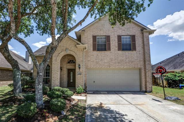 1107 Sunset Lakes Drive, Pearland, TX 77581 (MLS #77836379) :: Christy Buck Team
