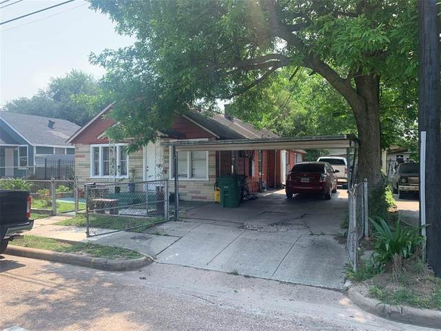 4111 Hardy Street, Houston, TX 77009 (MLS #77840456) :: Connell Team with Better Homes and Gardens, Gary Greene