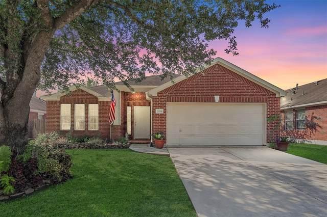 21554 Kings Bend Drive, Kingwood, TX 77339 (MLS #77841577) :: The Sansone Group