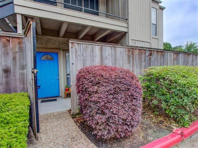 5711 Sugar Hill Drive #119, Houston, TX 77057 (MLS #77847677) :: Giorgi Real Estate Group