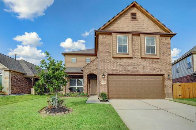 19014 Woodland Leaf Lane, Tomball, TX 77375 (MLS #77854350) :: The Heyl Group at Keller Williams