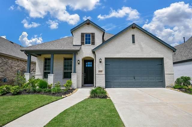 2111 Blackhawk Ridge Lane, Manvel, TX 77578 (MLS #77866361) :: The SOLD by George Team