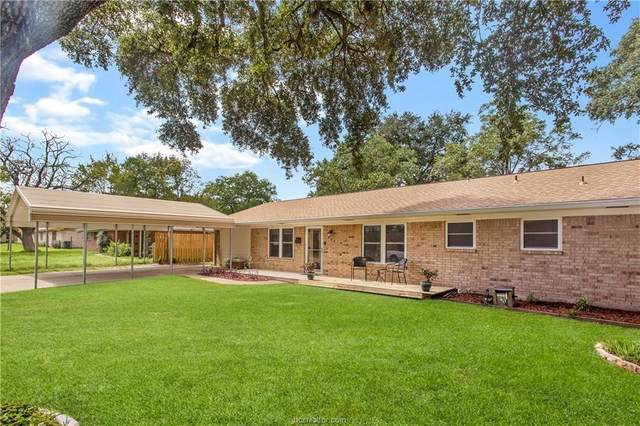 402 E Dodge Street, Bryan, TX 77803 (MLS #77878485) :: Guevara Backman