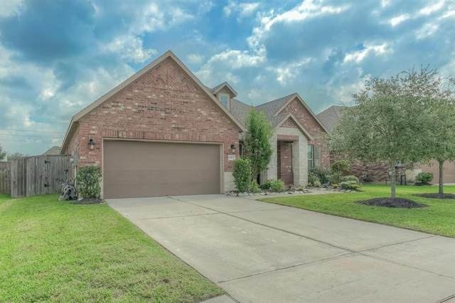 2507 Scarlett Trace, Pearland, TX 77584 (MLS #77908920) :: Bray Real Estate Group
