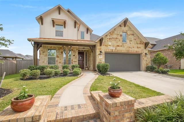 18611 Navarro Branch Drive, Cypress, TX 77433 (MLS #77910425) :: The Jill Smith Team
