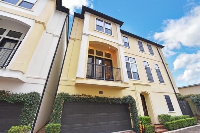1821 Hickory Street, Houston, TX 77007 (MLS #77912643) :: Texas Home Shop Realty