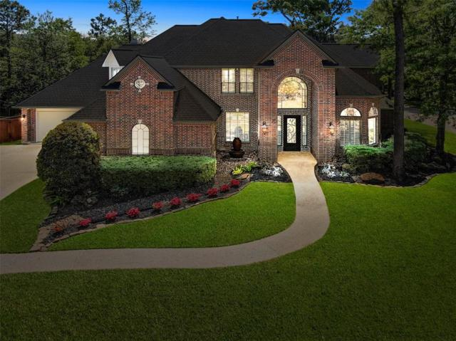 19 Hunters Crossing Court, The Woodlands, TX 77381 (MLS #77928359) :: The Home Branch
