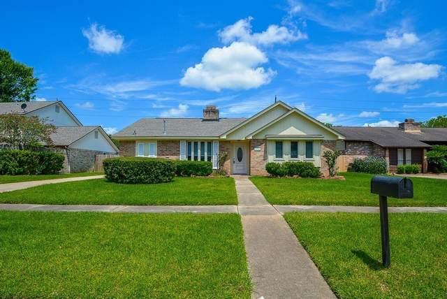 2726 Colony Drive, Sugar Land, TX 77479 (MLS #7793170) :: The Bly Team