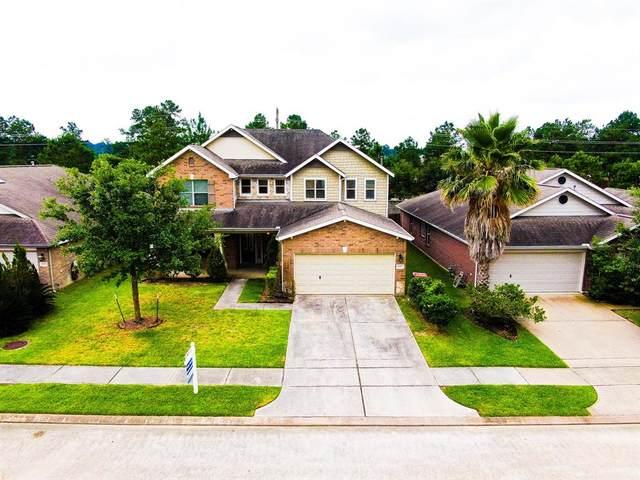 16207 Peach Bluff Lane, Cypress, TX 77429 (MLS #77935400) :: The SOLD by George Team