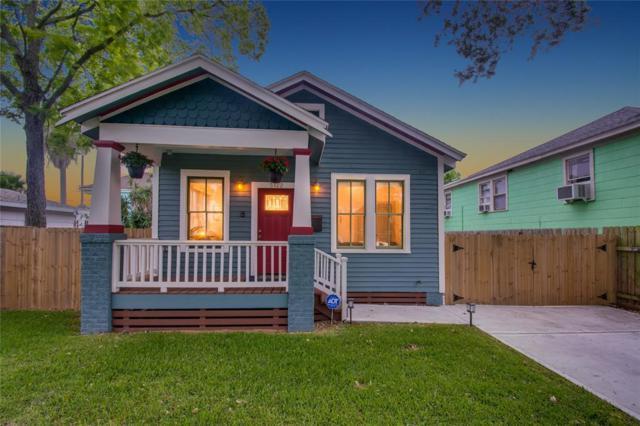5122 Avenue Q 1/2, Galveston, TX 77551 (MLS #77937138) :: Texas Home Shop Realty