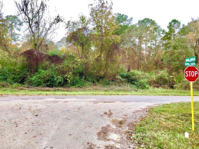 0 Royal Creek Road, Conroe, TX 77303 (MLS #77944453) :: Connect Realty