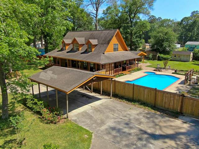 79 County Road 4322, Dayton, TX 77535 (MLS #7796623) :: The Bly Team