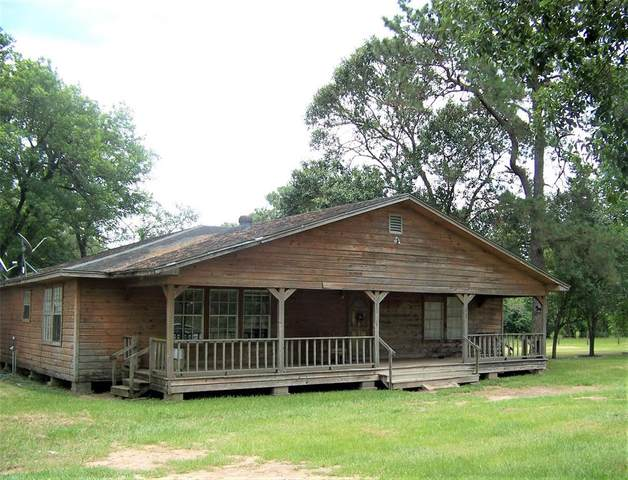 18702 Penick Road, Waller, TX 77484 (#77966641) :: ORO Realty
