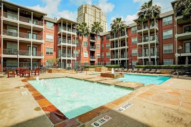 2400 Mccue Road #414, Houston, TX 77056 (MLS #77976851) :: The Heyl Group at Keller Williams