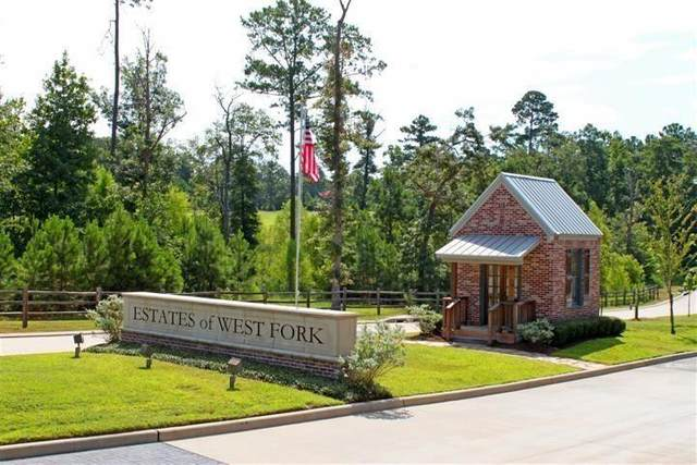 4811 W West Fork Boulevard, Conroe, TX 77304 (MLS #77979887) :: My BCS Home Real Estate Group