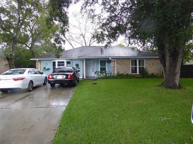 306 Crestview Drive, Hitchcock, TX 77563 (MLS #77980424) :: The Jill Smith Team
