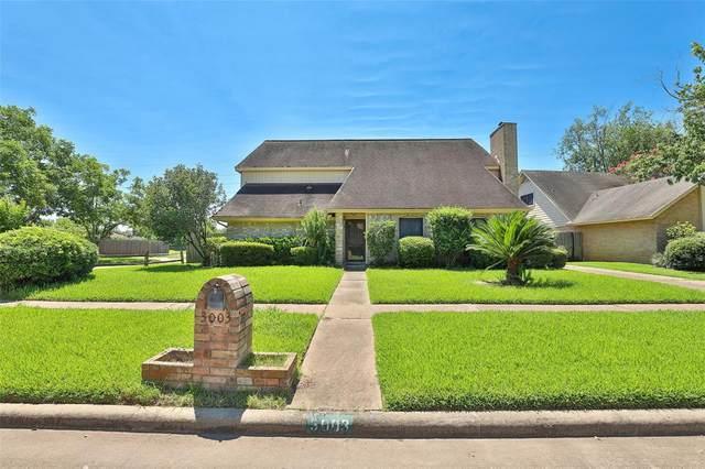 3003 Pecan Ridge Drive, Sugar Land, TX 77479 (MLS #77989339) :: The Freund Group