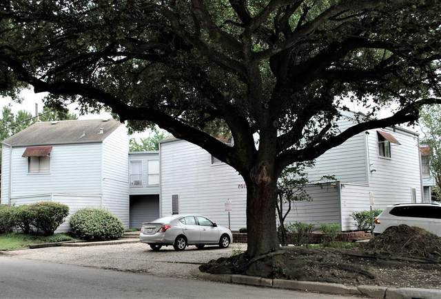 701 Rosedale Street A, Houston, TX 77006 (MLS #77993967) :: Connect Realty