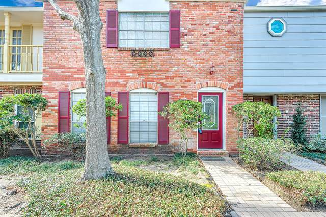 6422 Olympia Drive #125, Houston, TX 77057 (MLS #78022504) :: Keller Williams Realty