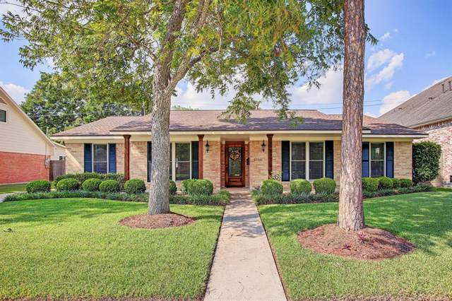 5734 Kuldell Drive, Houston, TX 77096 (MLS #78024934) :: Green Residential
