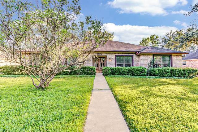 5825 Longwood Street, Beaumont, TX 77707 (MLS #78037423) :: The Freund Group