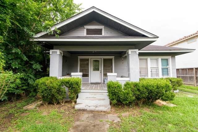 1607 Holman Street, Houston, TX 77004 (#78042486) :: ORO Realty