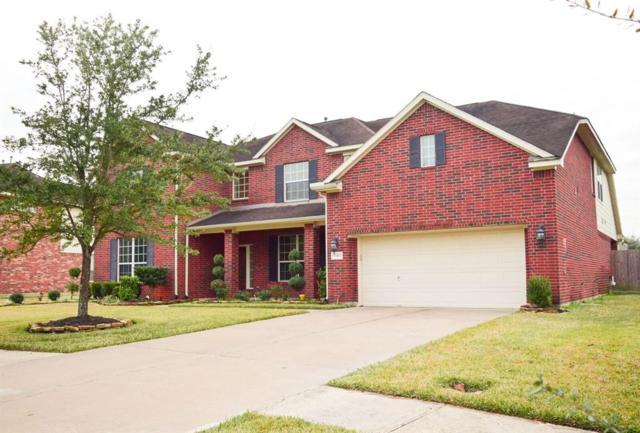 13806 Sutherland Spring Lane, Rosharon, TX 77583 (MLS #78044818) :: The Queen Team